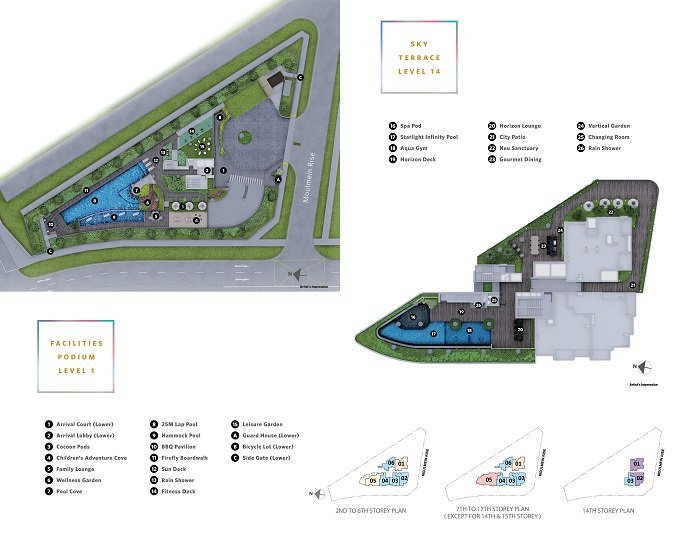 neu-at-novena-site-plan-singapore